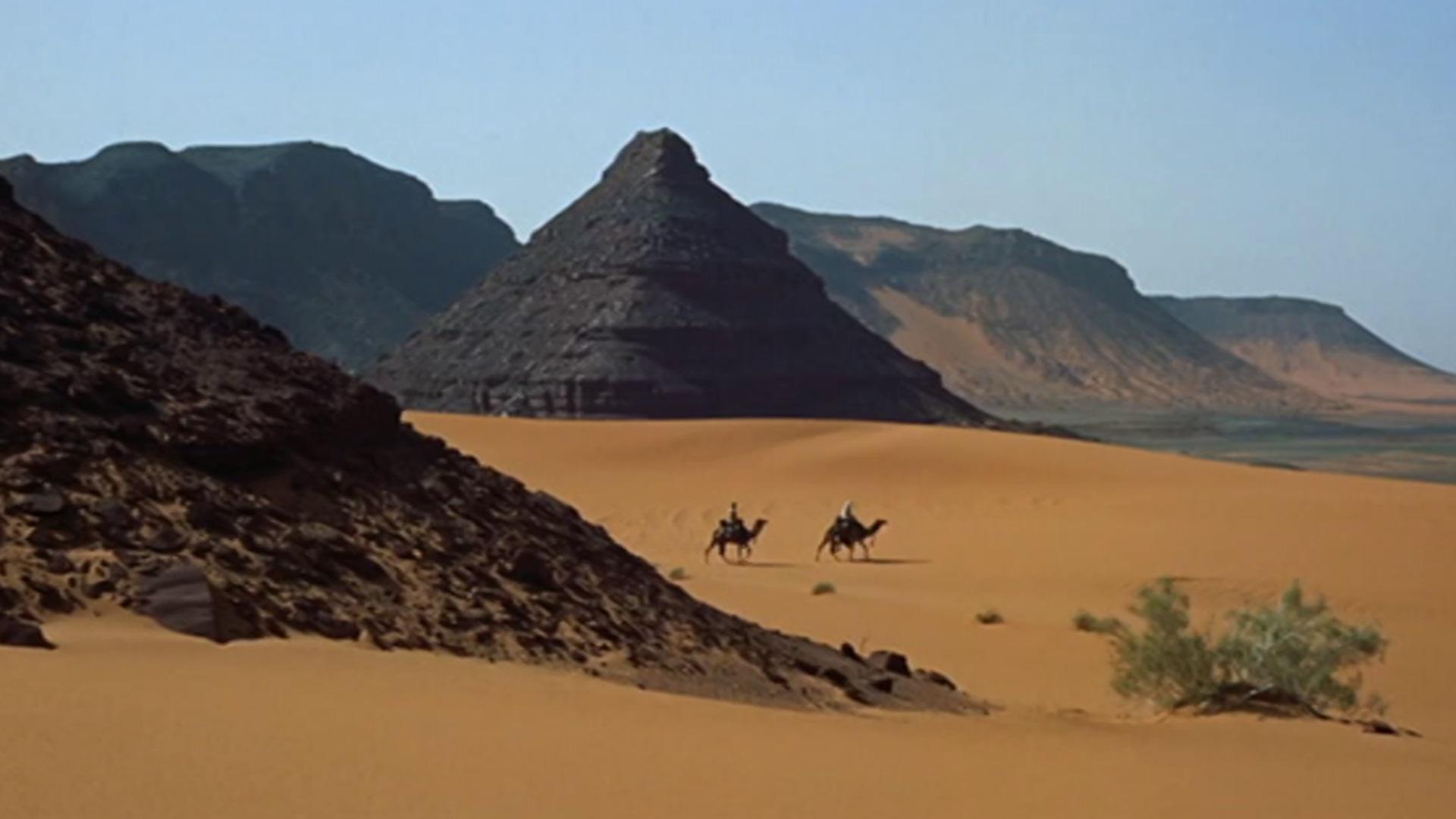 Lawrence de Arabia, copia restaurada