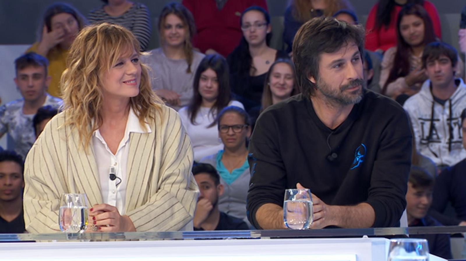 Lo siguiente - Hugo Silva y Emma Suárez - 13/03/19 - ver ahora