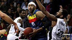 Baloncesto - Eurocup Playoffs 1/4 Final 3º partido: LDLC Asvel Villeurbanne - Morabanc Andorra