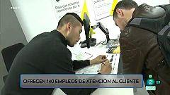 140 agentes de atención al cliente para toda España
