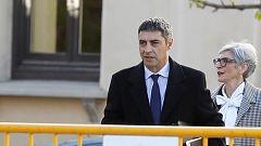 Trapero defiende el dispositivo de los Mossos el 1-O y apunta a la responsabilidad también de Guardia Civil y Policía Nacional