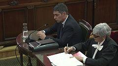 Trapero revela que se puso a disposición de la Fiscalía y el TSJC para detener al Govern tras la DUI