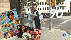 David Amor sale a la calle a preguntar por los 90