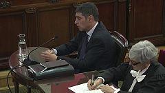 """Trapero confirma que alertaron a Puigdemont del riesgo de """"conflictos graves"""" de orden público y seguridad"""