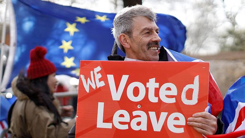 El Parlamento británico buscará una prórroga del 'Brexit'