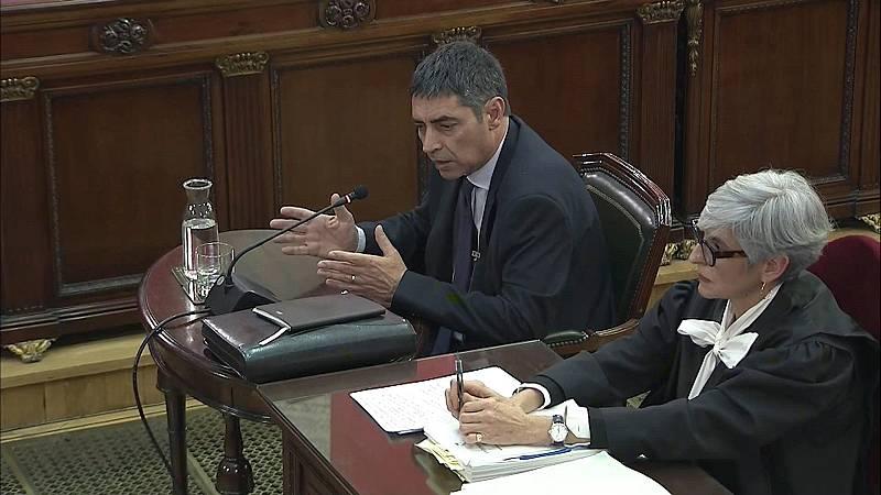 Trapero reconoce que los Mossos tenián un dispositivo para detener a Puigdemont antes de la DUI
