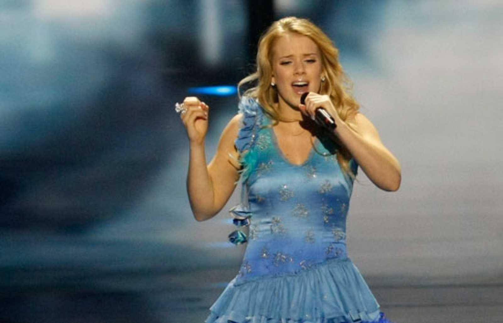 """Final de Eurovisión 2009 - Islandia: """"Is it true"""""""