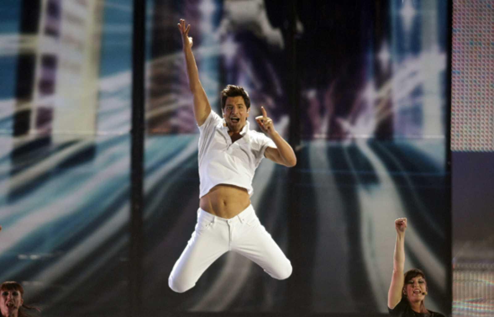 """Final de Eurovisión 2009 - Grecia: """"This is our night"""""""