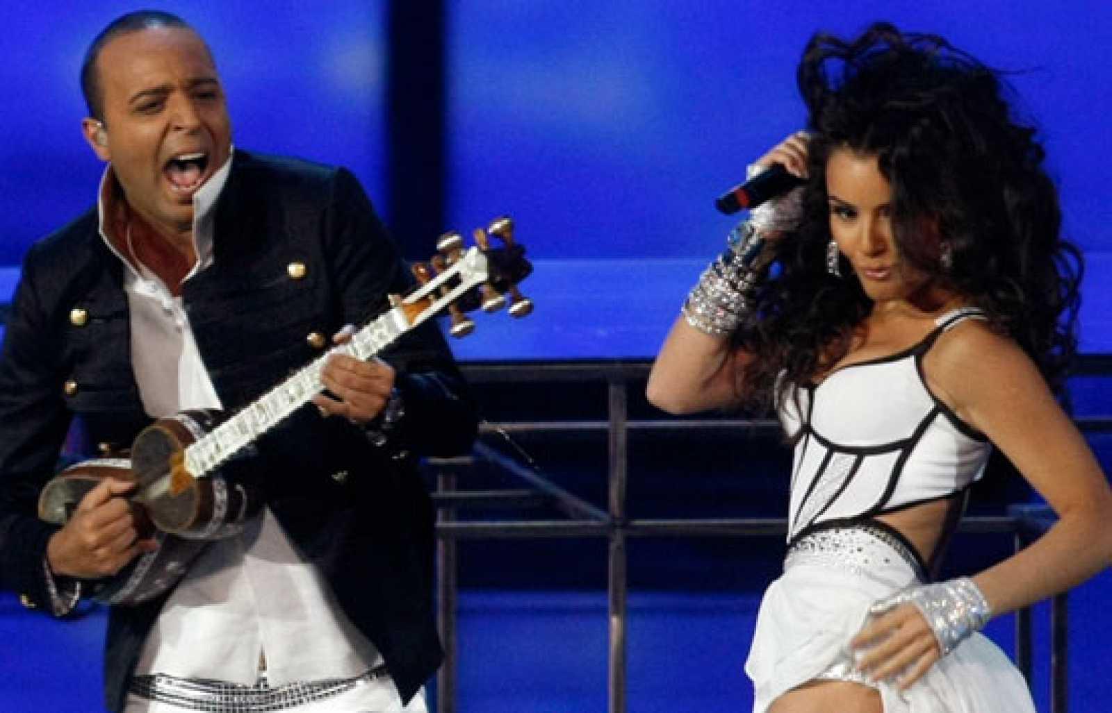 """Final de Eurovisión 2009 - Azerbaiyán: """"Always"""""""