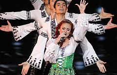 Eurovisión 2009 - Actuación de Moldavia en la Final
