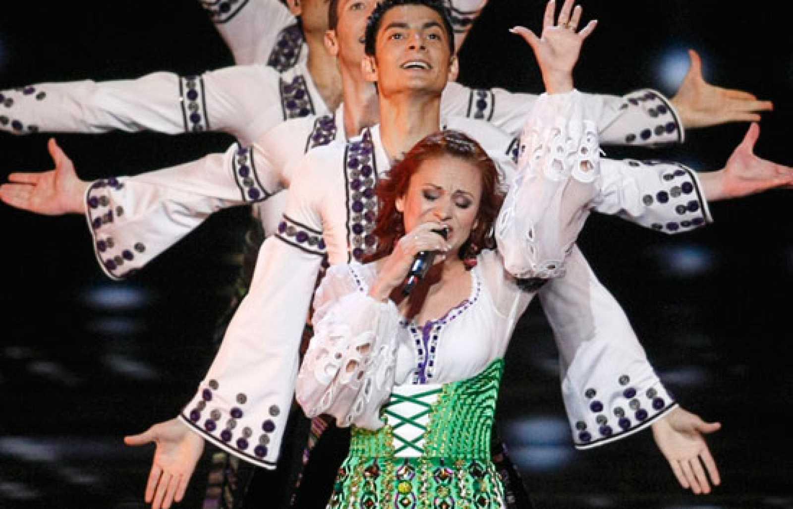 Final de Eurovisión 2009 - Moldavia: Hora din Moldova