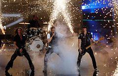 Eurovisión 2009 - Actuación de Dinamarca en la Final