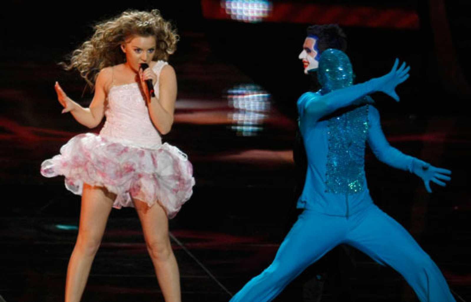 """Eurovisión 2009 - Albania: """"Më mërr në ëndërr"""""""