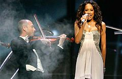 Eurovisión 2009 - Actuación de Reino Unido en la Final