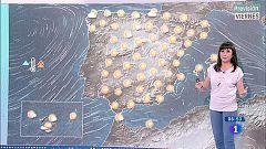 Hoy, temperaturas al alza en todo el país y viento en Castellón y Tarragona