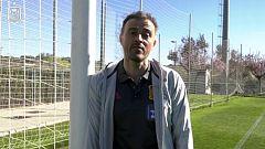 Fútbol - Luis Enrique: Lista convocados del seleccionador español
