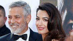 Corazón - El nuevo gesto solidario de George y Amal Clooney