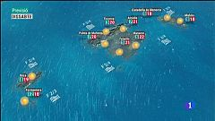 El temps a les Illes Balears - 15/03/19