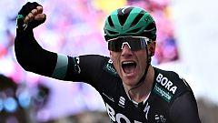 Sam Bennett (BORA) suma su segundo triunfo en la París-Niza