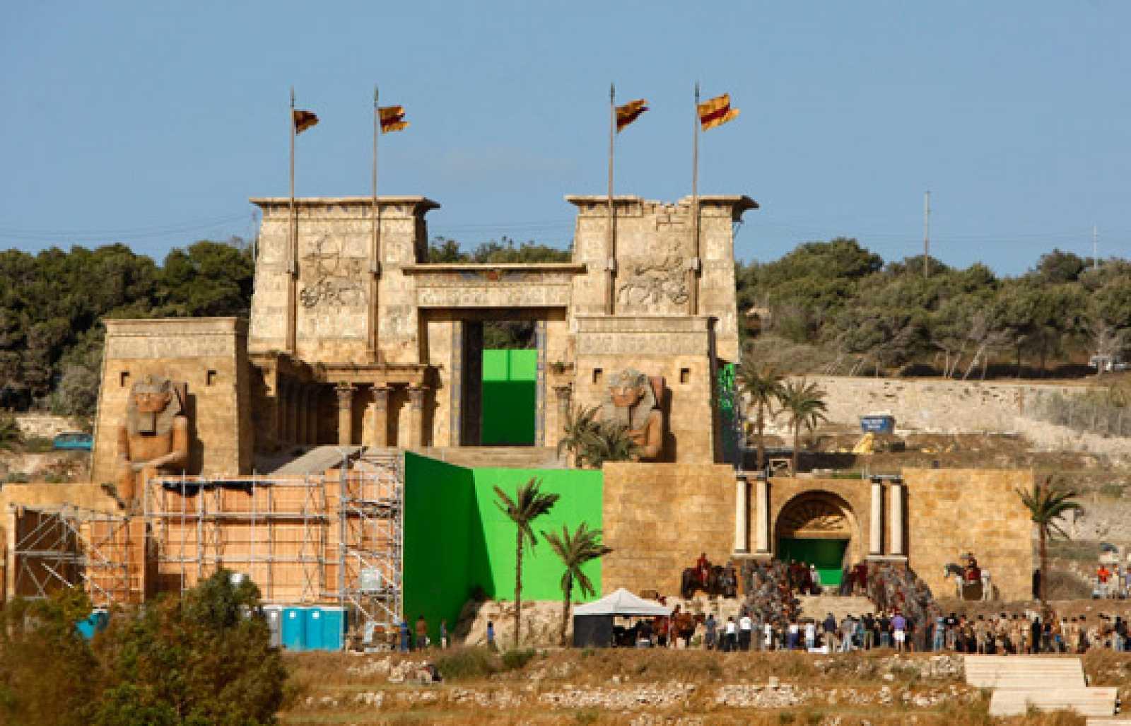 Amenábar desvela 'Ágora' en Cannes