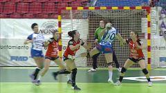 Balonmano - Liga Guerreras Iberdrola. 19ª jornada: Aula Alimentos Valladolid - Super Amara Bera Bera