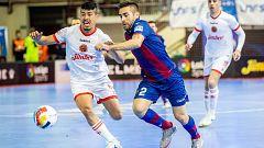 LNFS. Jornada 25. El Levante se impone al Cartagena en el último segundo (4-3)