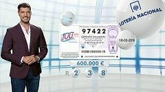 Lotería Nacional - 16/03/19