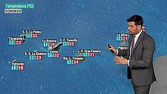 El tiempo en Canarias - 16/03/2019