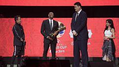 Irán, Puerto Rico y Túnez, rivales de España en el Mundial de baloncesto