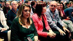 """Susana Díaz tras su desacuerdo con Sánchez por las listas para las elecciones generales: """"Tomo nota"""""""
