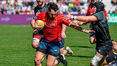 Resumen del Alemania 10-33 España del Europeo de rugby