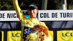 El colombiano Egan Bernal gana la París-Niza