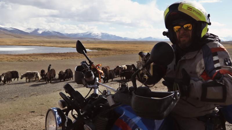 Diario de un nómada - Carreteras extremas: El Pamir - ver ahora