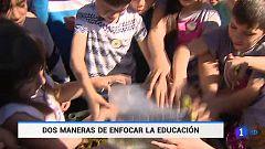 Medio ambiente y tecnología, la innovación llega a las aulas españolas