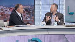Los desayunos de TVE - Juan Carlos Girauta, portavoz de Ciudadanos en el Congreso