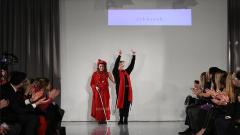 En Lengua de Signos - Modelo sordociega en la Semana de la Moda de Milan