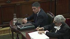 Trapero desvetlla que estaven preparats per detenir Puigdemont i tot el govern