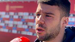"""Bernat: """"Hacía mucho tiempo que no venía a la selección, es un gran premio para mí"""""""
