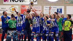 El Voltregá gana su sexta Copa de Europa femenina de hockey sobre patines