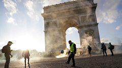 El Gobierno francés prohibirá las marchas violentas de 'chalecos amarillos'