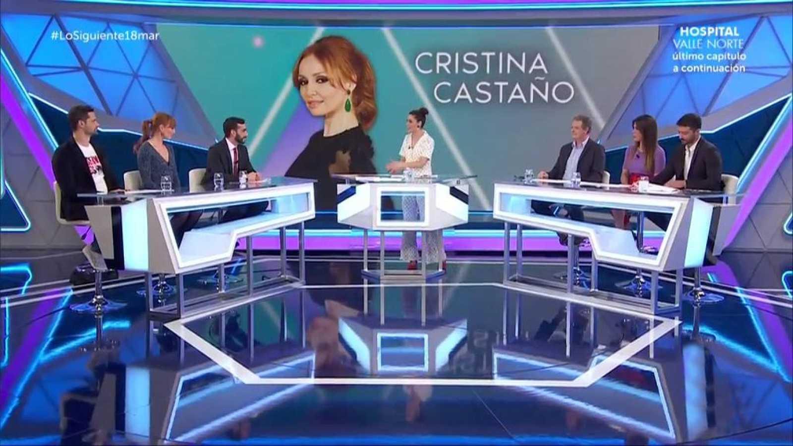 Lo siguiente - Cristina Castaño - 18/03/19 - ver ahora