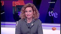 """Meritxell Batet: """"Nos hemos impuesto listas cremallera porque creemos en la igualdad"""""""