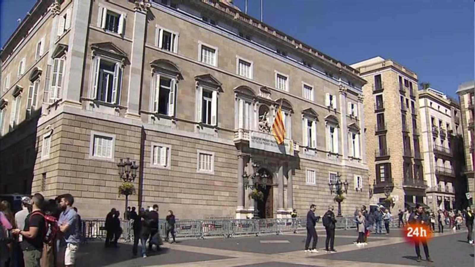 Vídeo sobre l'anàlisi de l'actualitat política sobre els llaços grocs i confeccions de les llistes electorals. Vespre 24 del 18/03/2019