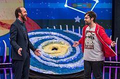Órbita Laika - Biología con Ricardo Moure - Los Kryptonianos