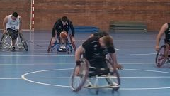 Jóvenes y Deporte - Club Polideportivo Mideba Baloncesto en Silla de Ruedas - Badajoz