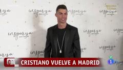 Corazón - Cristiano Ronaldo abre una clínica en Madrid
