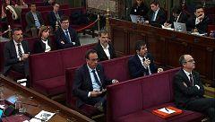 La Guardia Civil apunta a destrucción de documentos y malversación en su declaración en el juicio del 'procés'