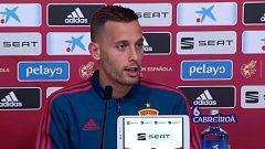 """Canales: """"Es un sueño venir a la selección"""""""
