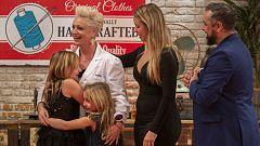 Mejores momentos: El emotivo reencuentro de Isabel con sus hijas