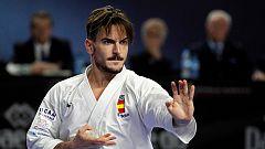 """Damián Quintero: """"Hay que presionar a nivel global para que el kárate sea olímpico en 2024"""""""